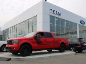 2014 Ford F-150 FX4 LUXURY APPEARANCE PKG