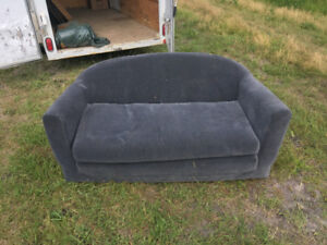 Futon for sale. Good condition.