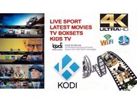 Android 4K Tv Box (REDUCE CABLE TV BILLS)