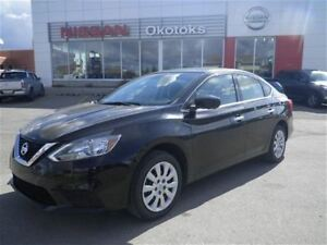 2016 Nissan Sentra S Automatic