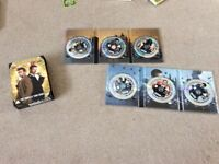 The complete third series for the tenth doctor in doctor who