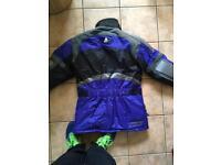 Large akito dragon motorcycle jacket