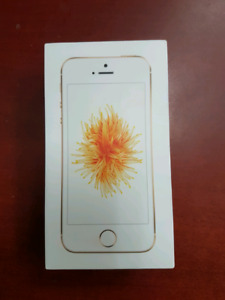 Iphone SE 16GB Gold (SOLD)