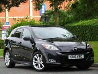 Mazda 3 1.6 2010 Sport Black Petrol..7 MAZDA SERVICE STAMPS + WARRANTY