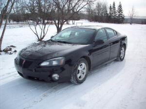 2005 Pontiac Grand Prix GT Sedan