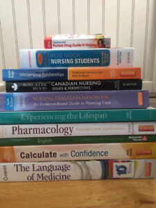 RPN textbooks 1st/2nd year