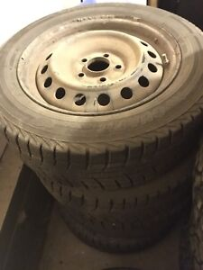 205/60/R16 Yokohama Winter tires