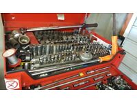full complete set Snap on tools for sale