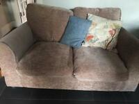 Small 2 seater couch for free
