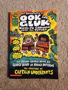 """""""The Adventures of Ook and Gluk: Kung-fu Cavemen from the Future"""