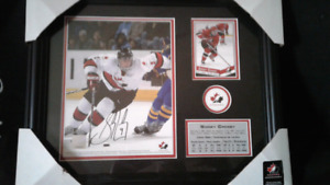 Sidney Crosby Team Canada Juniors Autographed