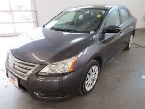 2013 Nissan Sentra SV! ONLY 55K! SAVE! TRADE-IN!