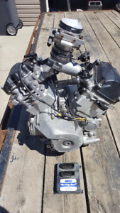 Can-Am 1133 Rotax Motor and accessories