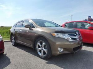 2009 Toyota Venza * V6 AWD * LIMITED * TOIT * MAGS * CUIR *