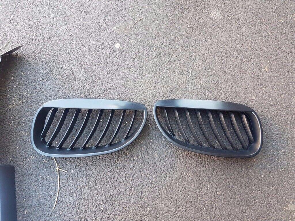 BMW 5 SERIES KIDNEY GRILLS 2004 TO 2011