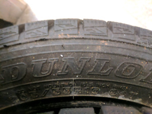Winter tires (205/55R16) $300 OBO