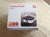 Morphy Richards intellichef - 8 in 1 cooking solution