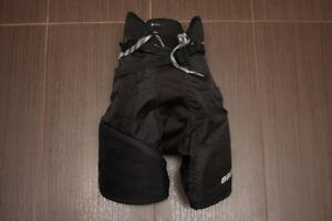 Youth L Bauer Hockey Pants