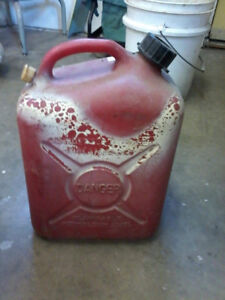Larger Gas Can