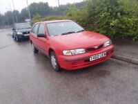 1999 NISSAN ALMERA 1.5..AUTOMATIC..1 OWNER..