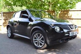 2011 Nissan Juke 1.5dCi Diesel Tekna £159 A Month £0 Deposit