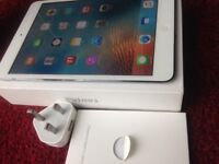 iPad Mini For sale Boxed With leather case