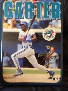 Toronto Blue Jays Joe Carter clock