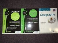 National 5 Geography Books