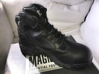 Magnum Stealth Force 6.0 Leather CP WPI Size 9