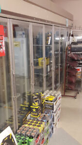 grocery store refrigeration  / equipment