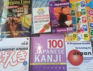 Japanese Language Books