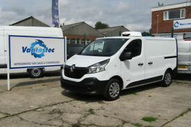 New Renault Trafic Business 1.6DCi 120PS Refrigerated Van