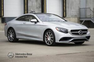 2016 Mercedes-Benz S63 AMG 4MATIC Exclusive Package w/Magic Sky
