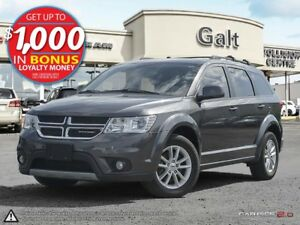 2015 Dodge Journey SXT 7PASSENGER | REAR AIR | ONLY $128 BI-WEEK