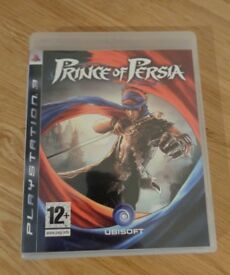 PS3 - Prince of Persia - Excellent Condition