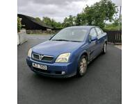 2003 Vauxhall Vectra *MOT'd to December 2017, Remote Central Locking*