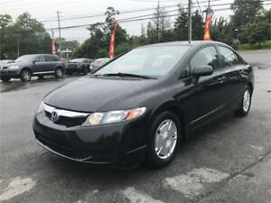 2010 Honda Civic Sdn DX-G, NEW MVI, A/C, LOW KMS, ALLOYS