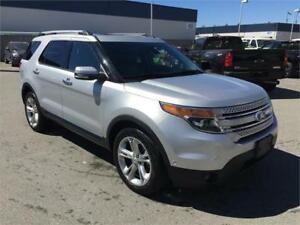 2014 Ford Explorer Limited AWD ( JUST 47,000 KMS)
