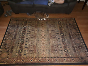 Aerial rug for sale!