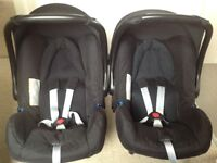 Britax Car seats. Happy to sell 1 or 2