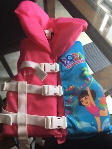 Veste de sauvetage Dora