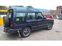 Land Rover discovery v8 lpg