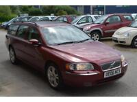 2006 VOLVO V70 2.4 170 SE Auto