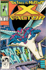 X-Factor #24 (First Appearance of Archangel) NM, #23 and #25