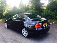 2007 E90 BMW 320d 163bhp well maintained, 2 previous owners. Low miles 138k