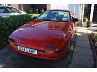 Mazda RX7 FC 1986 11 Month MOT