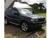 *05 BMW X5 3.0 Diesel M sport *Stunning Car*Panoramic Sunroof* Bargain £6250!!