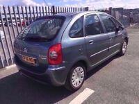 2006 Citroen Picasso 1,6 litre diesel 5dr 2 owners