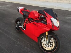Rare Ducati 749R