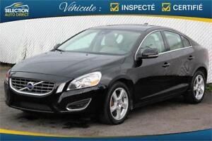 Volvo S60 4dr Sdn T5 FWD 2013
